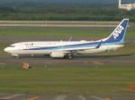 くまのんさんが、新千歳空港で撮影した全日空 737-881の航空フォト(飛行機 写真・画像)