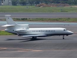 FT51ANさんが、成田国際空港で撮影したアルジー・エクスプレス Falcon 7Xの航空フォト(飛行機 写真・画像)
