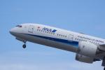 かずまっくすさんが、ダニエル・K・イノウエ国際空港で撮影した全日空 787-9の航空フォト(写真)