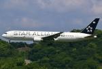 あしゅーさんが、福岡空港で撮影したアシアナ航空 767-38Eの航空フォト(飛行機 写真・画像)