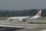 TAOTAOさんが、南京禄口国際空港で撮影した大連航空 737-89Lの航空フォト(写真)