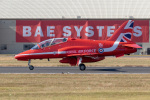 チャッピー・シミズさんが、フェアフォード空軍基地で撮影したイギリス空軍 BAe Hawk T1Aの航空フォト(飛行機 写真・画像)
