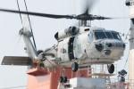 ゆずポン酢さんが、横須賀基地で撮影した海上自衛隊 SH-60Kの航空フォト(写真)