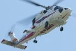 ゆずポン酢さんが、厚木飛行場で撮影した海上自衛隊 USH-60Kの航空フォト(写真)
