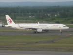 くまのんさんが、新千歳空港で撮影した中国東方航空 A321-211の航空フォト(飛行機 写真・画像)