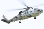 ゆずポン酢さんが、厚木飛行場で撮影した海上自衛隊 SH-60Kの航空フォト(写真)
