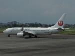 さゆりんごさんが、宮崎空港で撮影した日本航空 737-846の航空フォト(写真)
