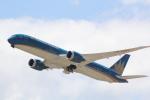 幹ポタさんが、関西国際空港で撮影したベトナム航空 787-9の航空フォト(写真)