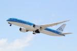 幹ポタさんが、関西国際空港で撮影したKLMオランダ航空 787-9の航空フォト(写真)