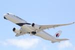 幹ポタさんが、関西国際空港で撮影したマレーシア航空 A350-941XWBの航空フォト(写真)