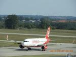 SKY☆MOTOさんが、フェレンツリスト国際空港で撮影したエア・ベルリンの航空フォト(写真)
