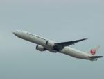 なまくら はげるさんが、羽田空港で撮影した日本航空 777-346/ERの航空フォト(写真)