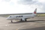 職業旅人さんが、徳之島空港で撮影したジェイ・エア ERJ-170-100 (ERJ-170STD)の航空フォト(写真)
