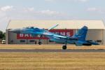 チャッピー・シミズさんが、フェアフォード空軍基地で撮影したウクライナ空軍 Su-27の航空フォト(写真)