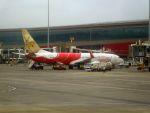まいけるさんが、チャトラパティー・シヴァージー国際空港で撮影したエア・インディア・エクスプレス 737-8HGの航空フォト(写真)