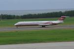 トオルさんが、新潟空港で撮影した遠東航空 MD-83 (DC-9-83)の航空フォト(写真)