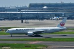 Dojalanaさんが、羽田空港で撮影した日本航空 777-246/ERの航空フォト(写真)