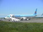 taka100さんが、女満別空港で撮影した大韓航空 737-9B5/ER の航空フォト(写真)