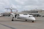 職業旅人さんが、那覇空港で撮影した琉球エアーコミューター DHC-8-402Q Dash 8 Combiの航空フォト(写真)