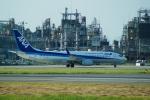 FRTさんが、松山空港で撮影した全日空 737-881の航空フォト(飛行機 写真・画像)