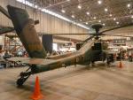 らむえあたーびんさんが、幕張メッセで撮影した陸上自衛隊 AH-64Dの航空フォト(写真)