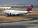 SKY☆MOTOさんが、仙台空港で撮影したデルタ航空 747-451の航空フォト(写真)