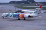 kumagorouさんが、那覇空港で撮影した日本エアシステム MD-90-30の航空フォト(写真)