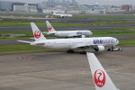 funi9280さんが、羽田空港で撮影した日本航空 767-346の航空フォト(飛行機 写真・画像)