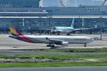 Dojalanaさんが、羽田空港で撮影したアシアナ航空 A330-323Xの航空フォト(写真)