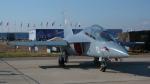 ちゃぽんさんが、ジュコーフスキー空港で撮影したロシア空軍 Yak-130の航空フォト(飛行機 写真・画像)
