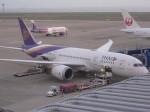 くまのんさんが、中部国際空港で撮影したタイ国際航空 787-8 Dreamlinerの航空フォト(写真)