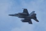 飛行機ゆうちゃんさんが、厚木飛行場で撮影したアメリカ海軍 F/A-18F Super Hornetの航空フォト(写真)