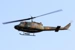 kaeru6006さんが、明野駐屯地で撮影した陸上自衛隊 UH-1Jの航空フォト(写真)
