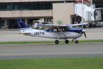 marariaさんが、青森空港で撮影した協同測量社 T206H Turbo Stationair TCの航空フォト(写真)