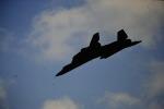 鯉ッチさんが、嘉手納飛行場で撮影したアメリカ空軍 SR-71A Blackbirdの航空フォト(写真)