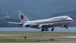 STAR ALLIANCE☆JA712Aさんが、長崎空港で撮影した航空自衛隊 747-47Cの航空フォト(写真)