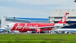 パンダさんが、成田国際空港で撮影したタイ・エアアジア・エックス A330-343Eの航空フォト(写真)