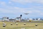 JAA DC-8さんが、伊丹空港で撮影したANAウイングス DHC-8-402Q Dash 8の航空フォト(写真)