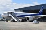 JAA DC-8さんが、伊丹空港で撮影した全日空 777-281の航空フォト(写真)