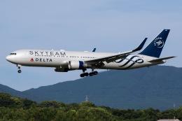 soranchuさんが、福岡空港で撮影したデルタ航空 767-332/ERの航空フォト(写真)