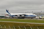 sskm1974さんが、新千歳空港で撮影したヴォルガ・ドニエプル航空 An-124-100 Ruslanの航空フォト(写真)