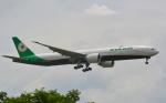 toyoquitoさんが、スワンナプーム国際空港で撮影したエバー航空 777-36N/ERの航空フォト(写真)