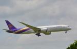 toyoquitoさんが、スワンナプーム国際空港で撮影したタイ国際航空 787-9の航空フォト(写真)