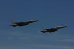 F.Kaito.⊿46さんが、新田原基地で撮影した航空自衛隊 F-15DJ Eagleの航空フォト(写真)