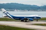 we love kixさんが、関西国際空港で撮影したエアブリッジ・カーゴ・エアラインズ 747-46NF/ER/SCDの航空フォト(写真)