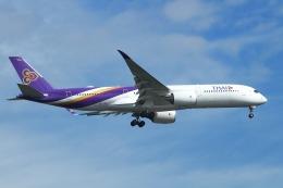 航空フォト:HS-THE タイ国際航空 A350-900