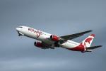 we love kixさんが、関西国際空港で撮影したエア・カナダ・ルージュ 767-3Q8/ERの航空フォト(写真)