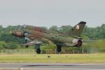 ちゃぽんさんが、フェアフォード空軍基地で撮影したポーランド空軍 Su-22M4の航空フォト(写真)