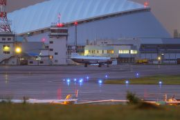 NASDAJAXAさんが、札幌飛行場で撮影した航空自衛隊 YS-11A-218FCの航空フォト(写真)
