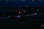 きゅうさんが、関西国際空港で撮影したスターフライヤー A320-214の航空フォト(写真)